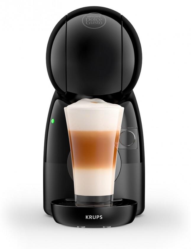 Espresso na kapsule Kapsuľový kávovar Krups Piccolo XS KP1A3B