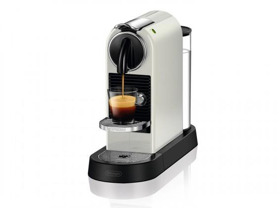 Espresso na kapsule Kapsuľový kávovar Nespresso De'Longhi EN167.W