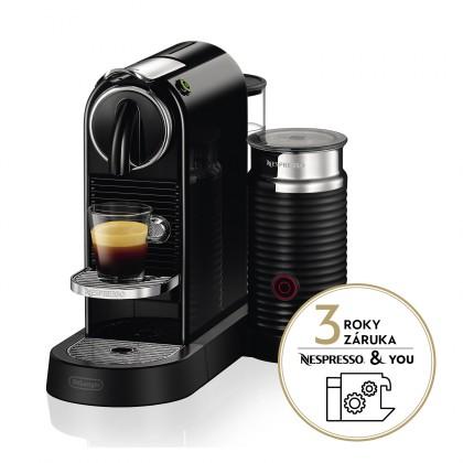 Espresso na kapsule Kapsuľový kávovar Nespresso De'Longhi EN267.BAE