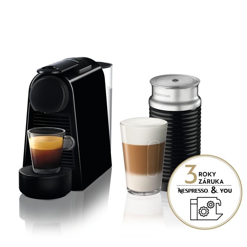 Espresso na kapsule Kapsuľový kávovar Nespresso De'Longhi EN85.BAE
