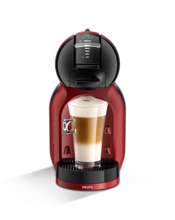 Espresso na kapsule NESCAFÉ Dolce Gusto Mini Me Automatický kávovar Krups
