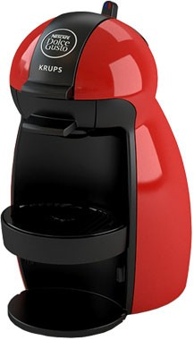Espresso na kapsule NESCAFÉ Dolce Gusto Piccolo Manuálny kávovar Krups