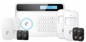 eTiger S4 Combo Secual Sim-bezdrôtový bezpečnostný systém s GSM