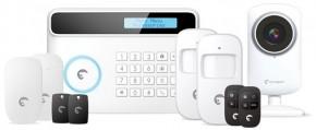 eTiger S4 Combo Vid Secual Sim - bezpečnostný systém s Video/GSM