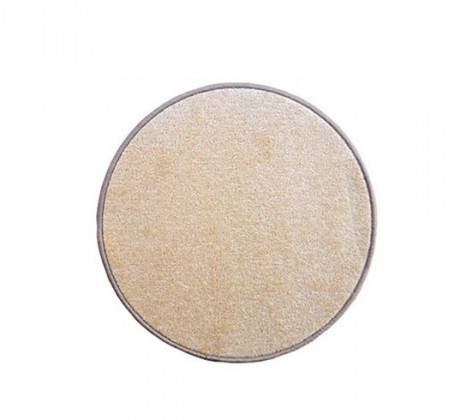 Eton - koberec, 100x100cm (100%PP, guľatý, béžová)