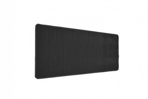 Eton - koberec, 110x60cm (100%PP, čierna)