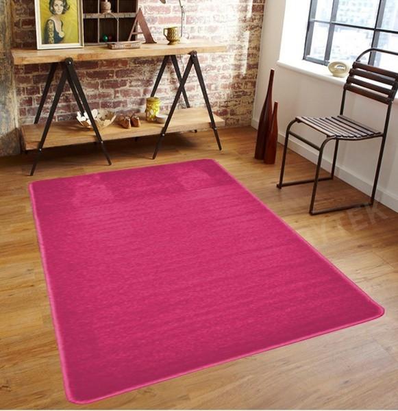 Eton - koberec, 110x60cm (100%PP, ružová)