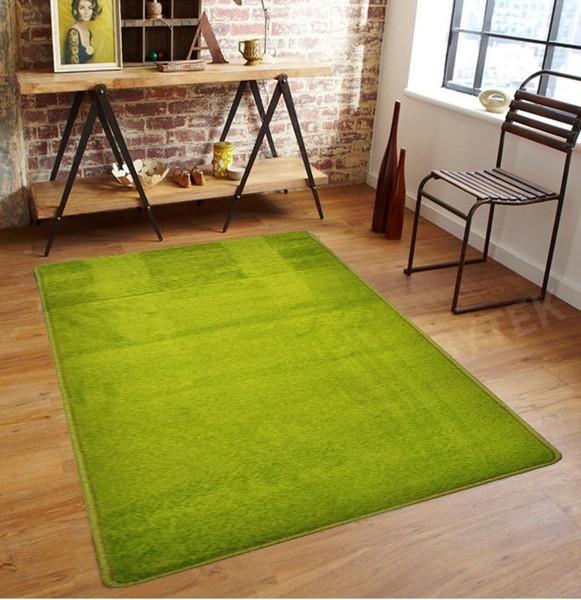 Eton - koberec, 110x60cm (100%PP, zelená)