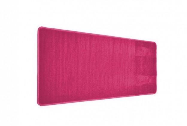 Eton - koberec, 150x80cm (100%PP, ružová)