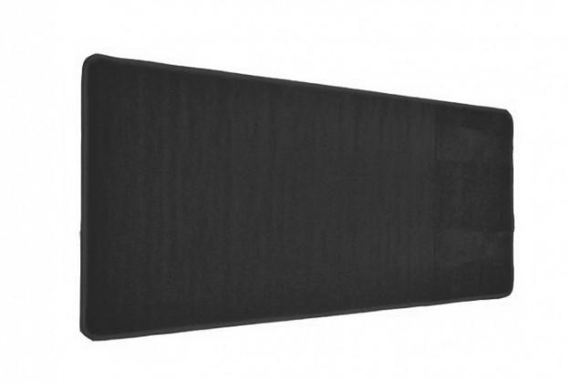 Eton - koberec, 200x140cm (100%PP, čierna)