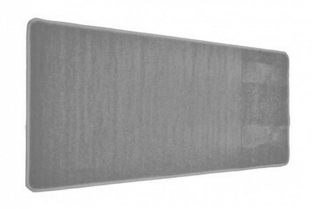 Eton - koberec, 240x160cm (100%PP, sivá)