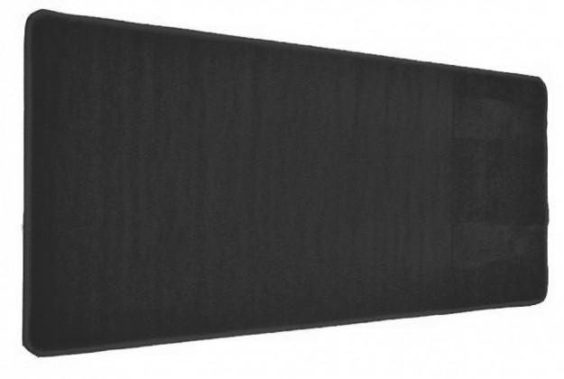 Eton - koberec, 300x200cm (100%PP, čierna)