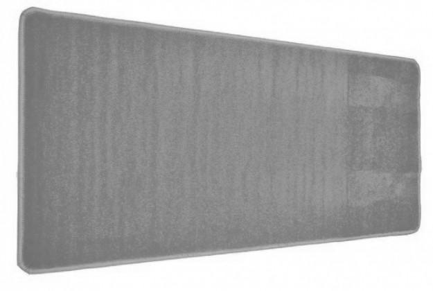 Eton - koberec, 300x200cm (100%PP, sivá)