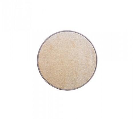 Eton - koberec, 57x57cm (100%PP, guľatý, béžová)