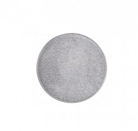 Eton - koberec, 57x57cm (100%PP, guľatý, sivá)