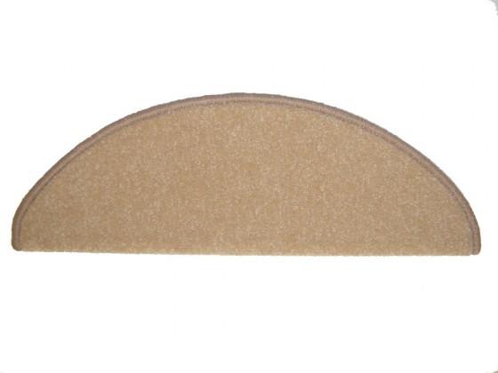 Eton - Schodový nášľap, 24x65 cm (béžový oblúk)
