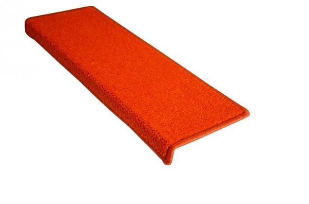 Eton - Schodový nášľap, 24x65 cm (oranžový obdĺžnik)
