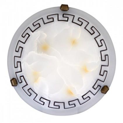 Etrusco - Nástenná svietidla, E27 (řecké vzory/bronzová )