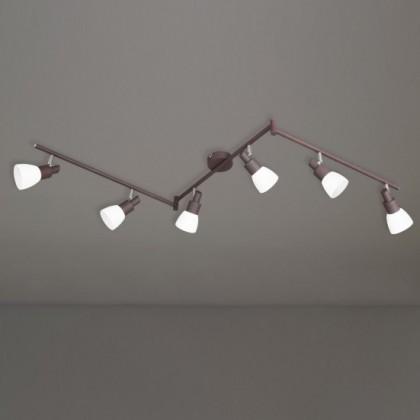 Eve - Stropné osvetlenie, LED (antická hnedá)