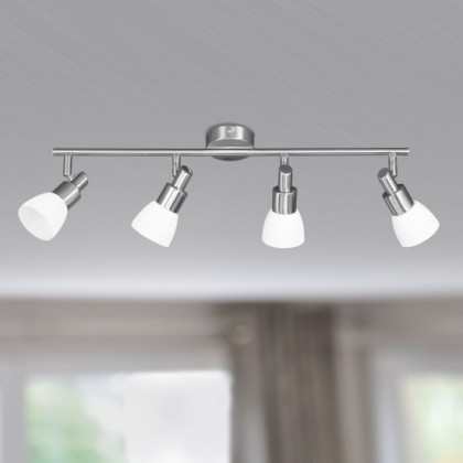 Eve - Stropné osvetlenie, LED (matný nikel)