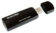 Evolveo dual HD DVB-T USB tuner Venus s diaľk. ovl. a anténou
