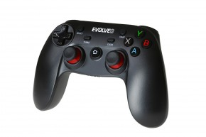 Evolveo Gamepad Fighter F1 pre PC, PS3, Android (GFR-F1), POUŽITÉ