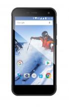 Evolveo StrongPhone G4, čierna + darček