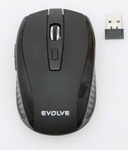 EVOLVEO WM-242B, čierna