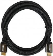 EVOLVEO XXtremeCord, kábel HDMI 2.1, dĺžka 1 m