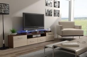 Evora - TV stolík (dekor korpusu - slivka)