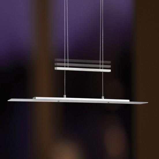 Evry - Stropné osvetlenie, LED (matný nikel)