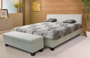 Exima 2 - posteľ 200x180, úložný priestor, výklopný rošt