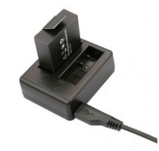 Ext. duálna nabíjačka pre batérie NICEBOY