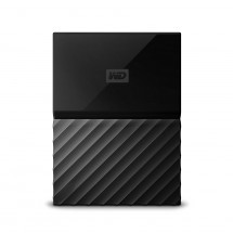 Ext. HDD 2,5 WD My Passport 2TB USB 3.0 černý