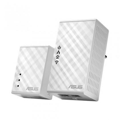 Extender Asus PL-N12 Kit, 300Mb - powerline & WiFi extender