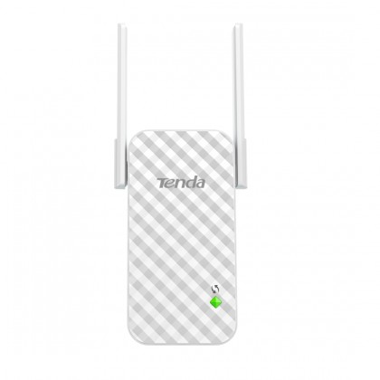 Extender Tenda A9 - WirelessN Range Extender 300 Mb/s, WPS