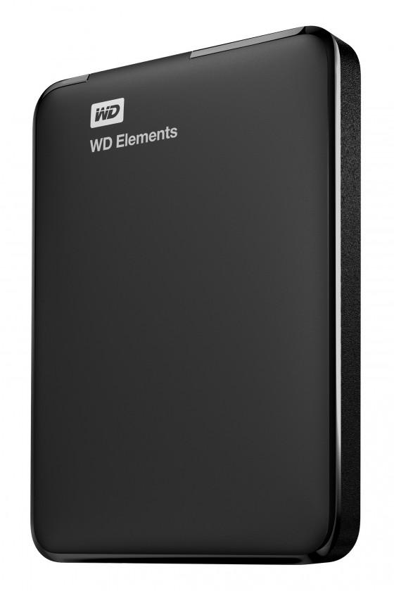Externé HDD disky Ext. HDD 2.5 WD Elements Portable 4TB USB