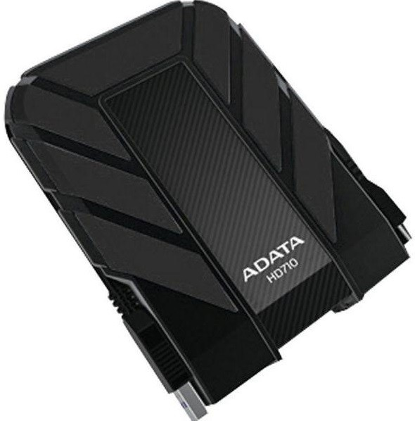 Externý disk A-Data HD710 2TB (AHD710-2TU3-CBK) čierny