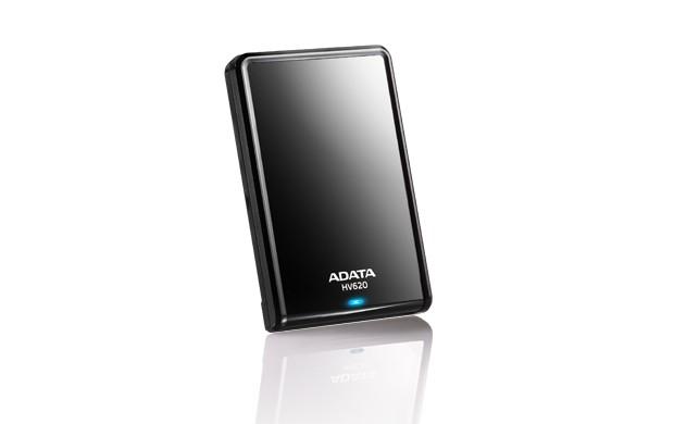 Externý disk A-Data HV620 500GB (AHV620-500GU3-CBK) čierny