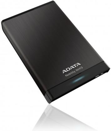 Externý disk  A-data NH13 750GB černý, ANH13-750GU3-CBK