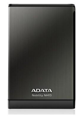 Externý disk A-Data Nobility NH13 1TB (ANH13-1TU3-CBK) čierny