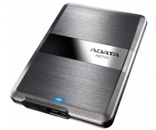 """Externý disk ADATA Externí HDD 1TB 2,5"""" USB 3.0 DashDrive Elite HE720, slim"""