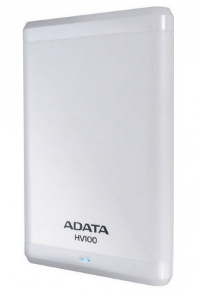 "Externý disk ADATA Externí HDD 1TB 2,5 ""USB 3.0 DashDrive HV100,bílý ROZBALENÉ"