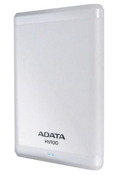 """Externý disk ADATA Externí HDD 2TB 2,5"""" USB 3.0 DashDrive HV100, G-sensor, bíl"""