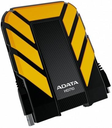 Externý disk ADATA HD710 1TB (AHD710-1TU3-CYL) žltý