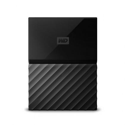 Externý disk Ext. HDD 2,5 WD My Passport 2TB USB 3.0 černý