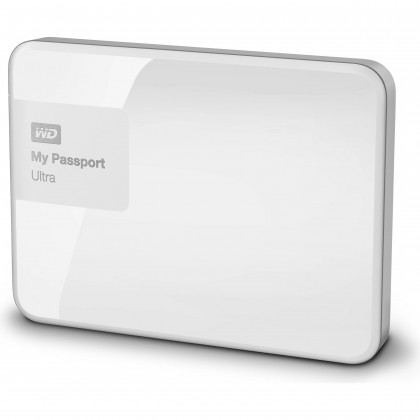 "Externý disk Ext. HDD 2.5"" WD My Passport Ultra 1TB USB bílý"