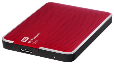 "Externý disk Ext. HDD 2.5"" WD My Passport Ultra 1TB USB červený"
