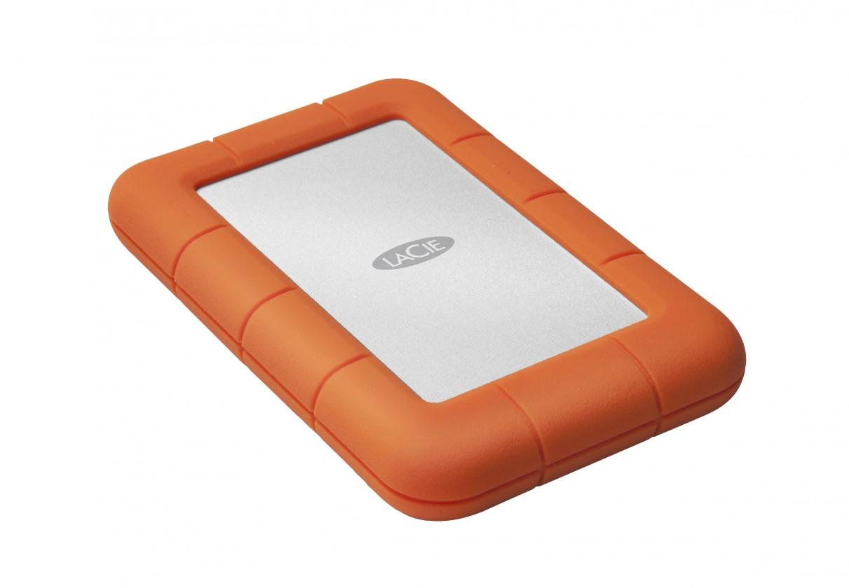 Externý disk Ext. HDD LaCie Rugged Mini 1TB USB 3.0