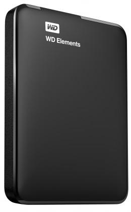 "Externý disk HDD 2.5"" WD Elements Portable 1TB USB ROZBALENO"